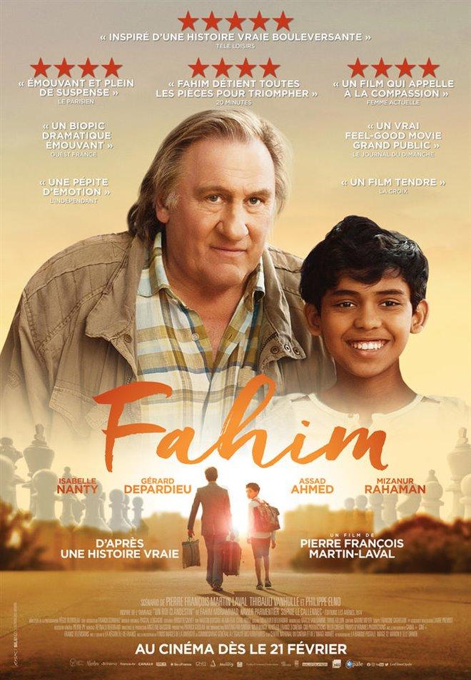 Fahim Large Poster