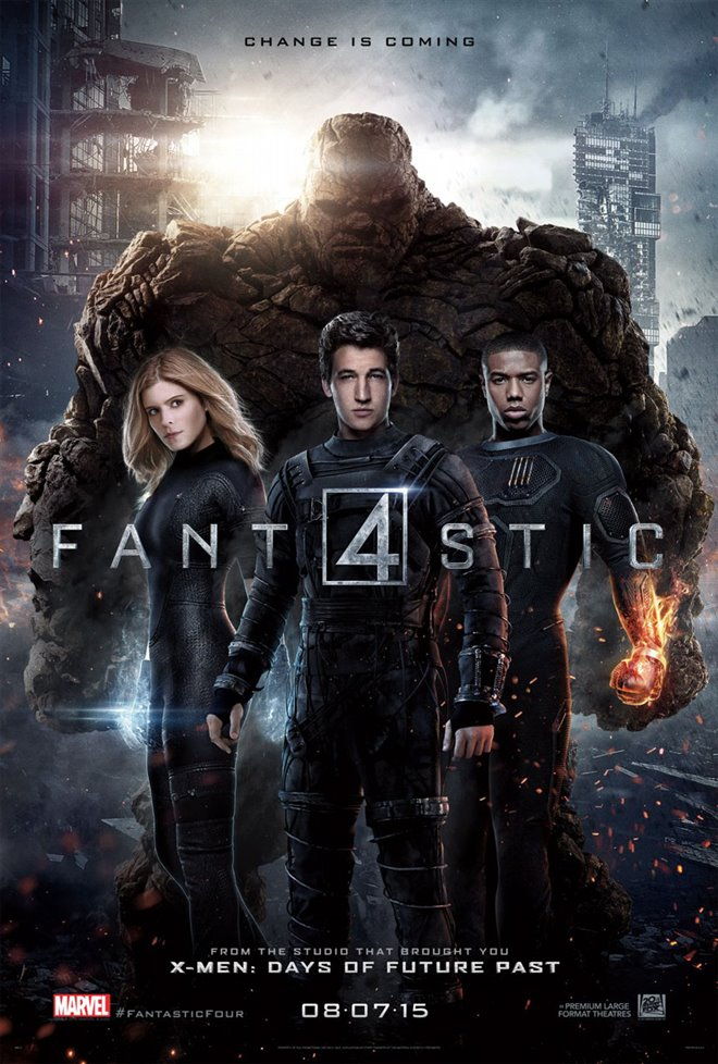 Fantastic Four Large Poster