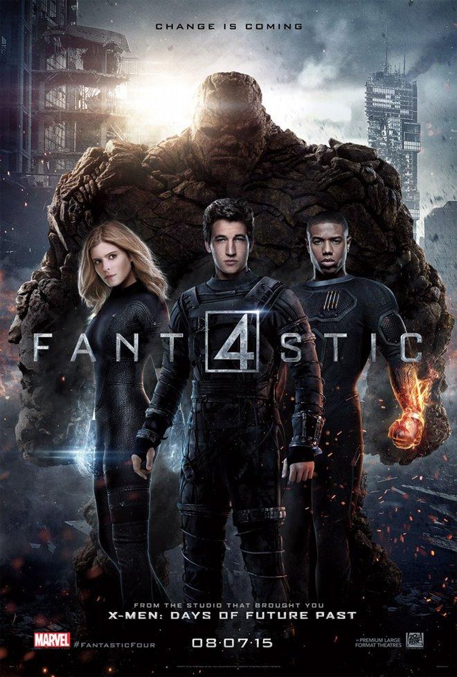 Fantastic Four Large Poster