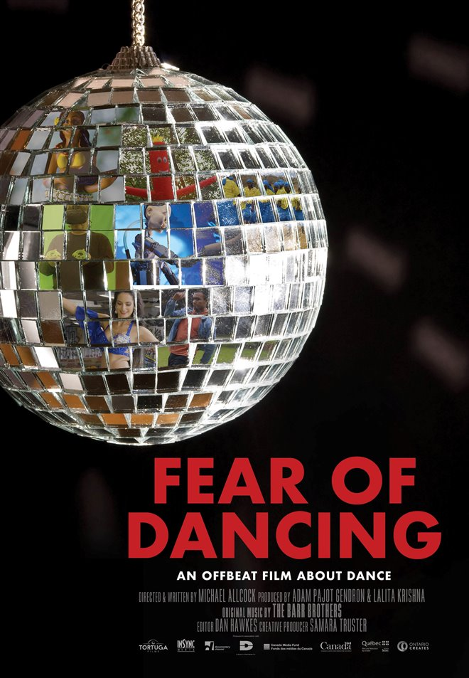 Fear of Dancing Large Poster