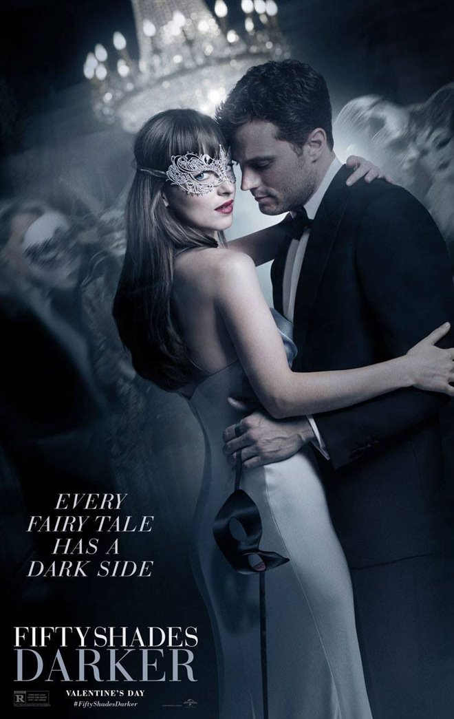 Fifty Shades Darker Large Poster