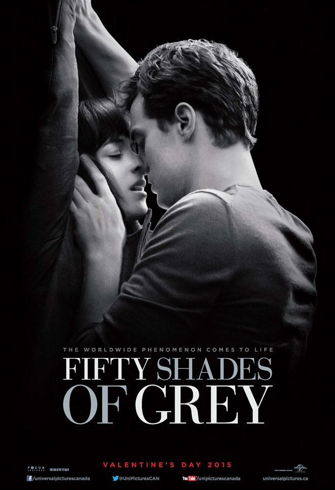 Fifty Shades of Grey Large Poster