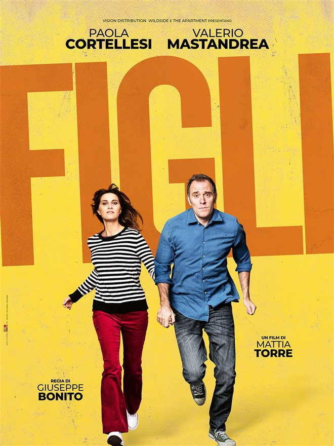 Figli Large Poster