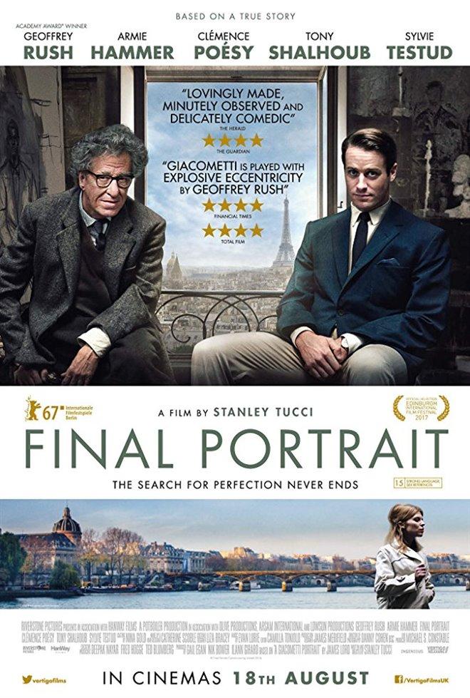 Final Portrait Large Poster