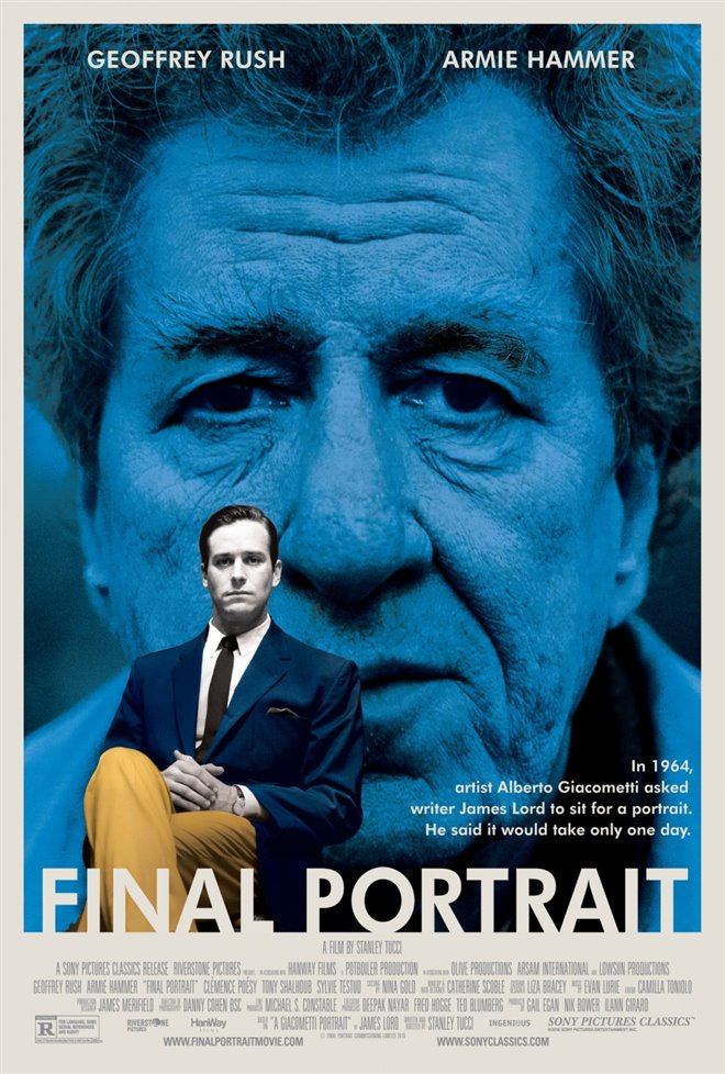 Final Portrait Large Poster