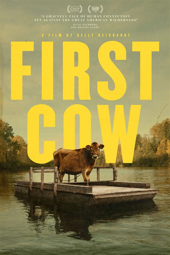 First Cow Large Poster