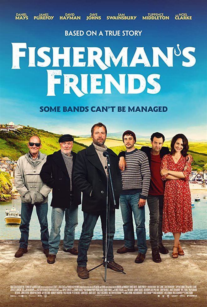 Fisherman's Friends Large Poster