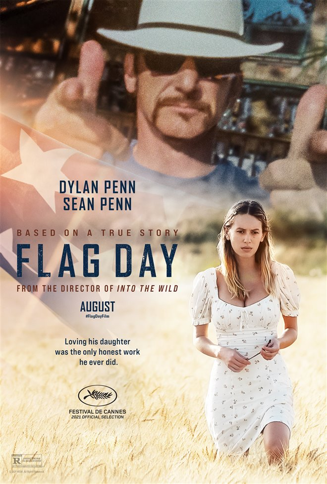 Flag Day Large Poster