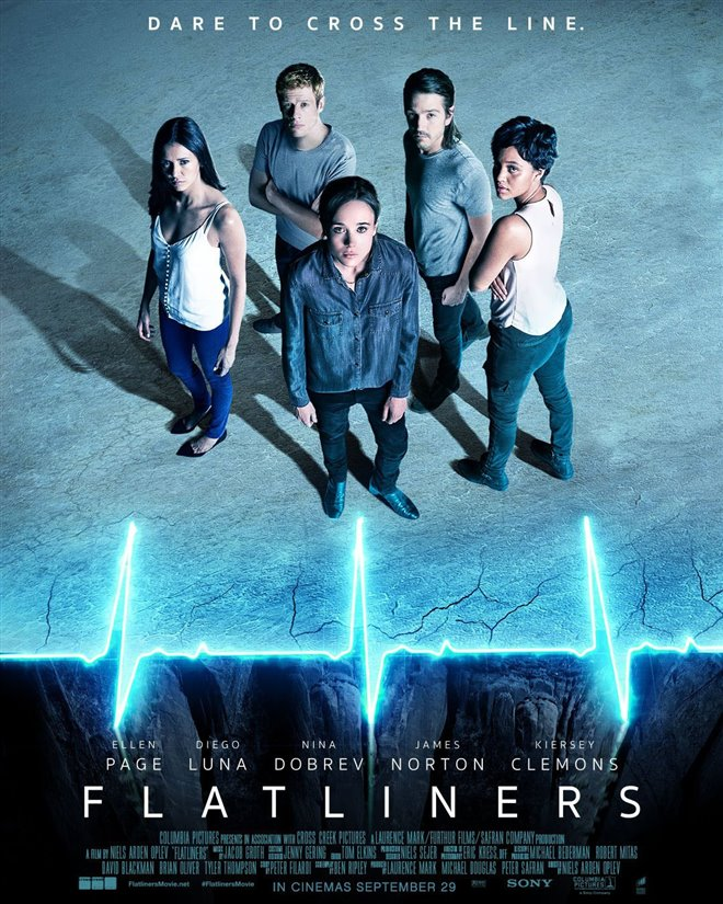 Flatliners Large Poster