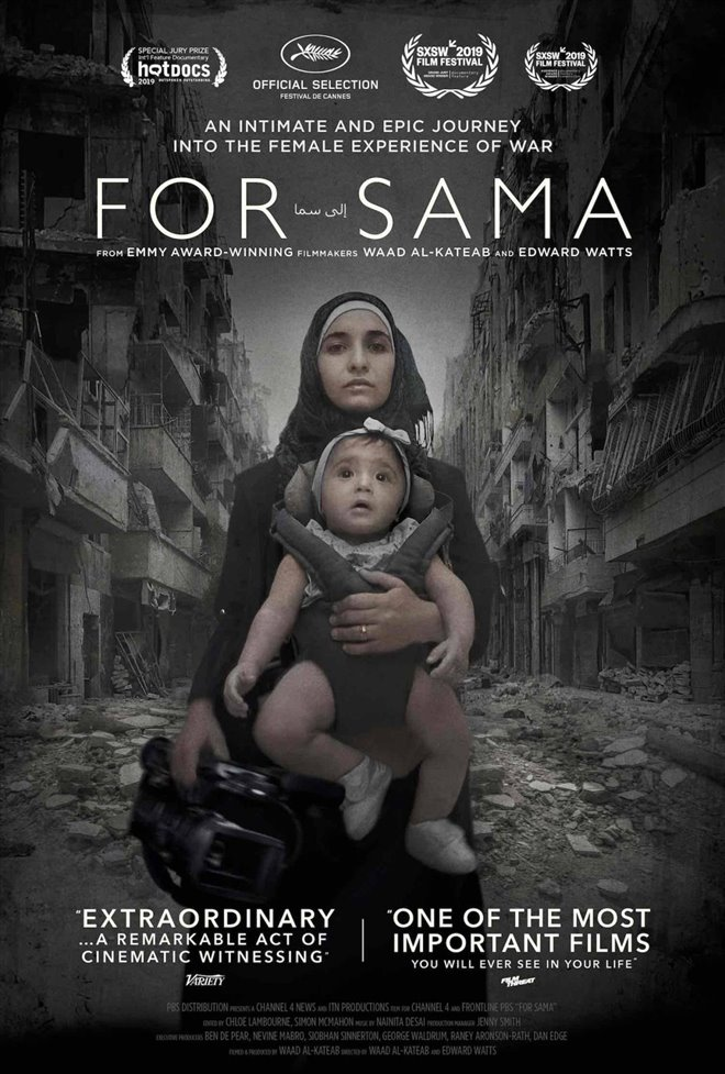 For Sama Large Poster