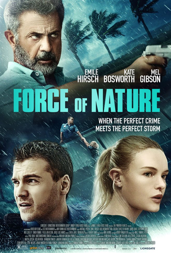 Force of Nature Large Poster