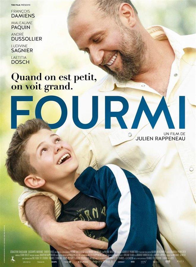Fourmi Large Poster
