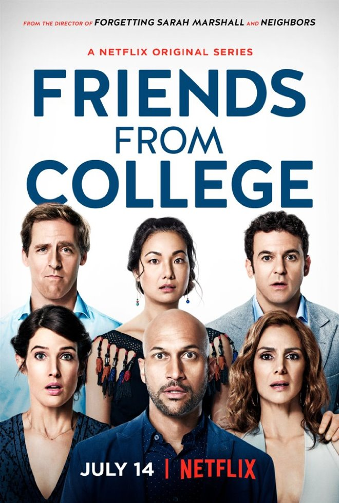 Friends from College (Netflix) Poster