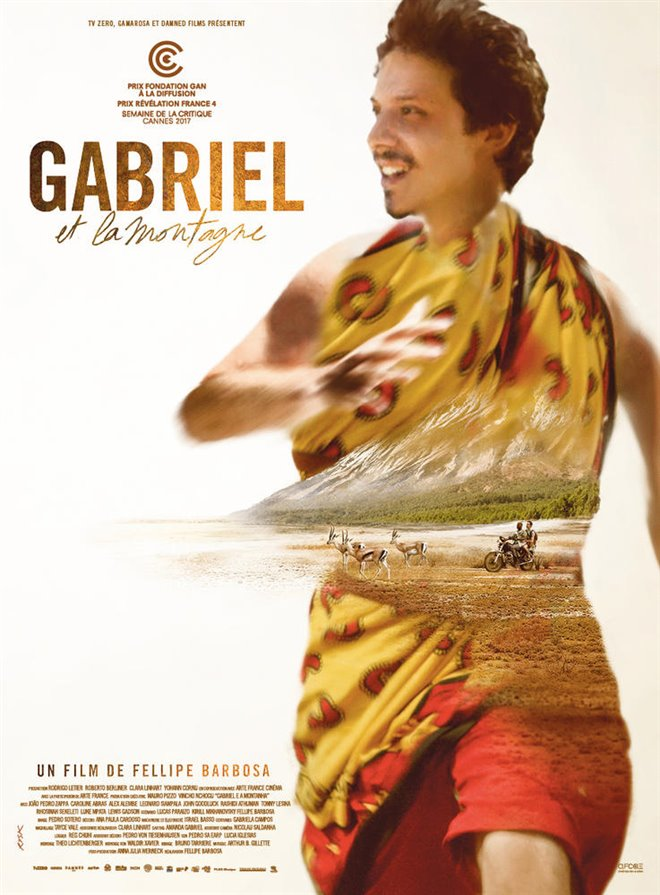 Gabriel and the Mountain Large Poster