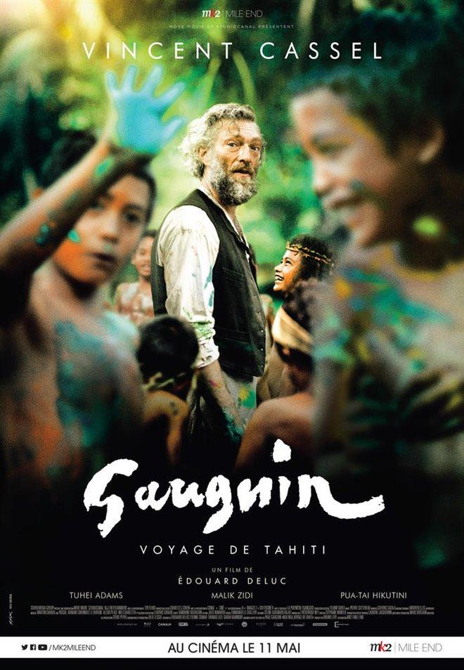 Gauguin : Voyage de Tahiti Large Poster