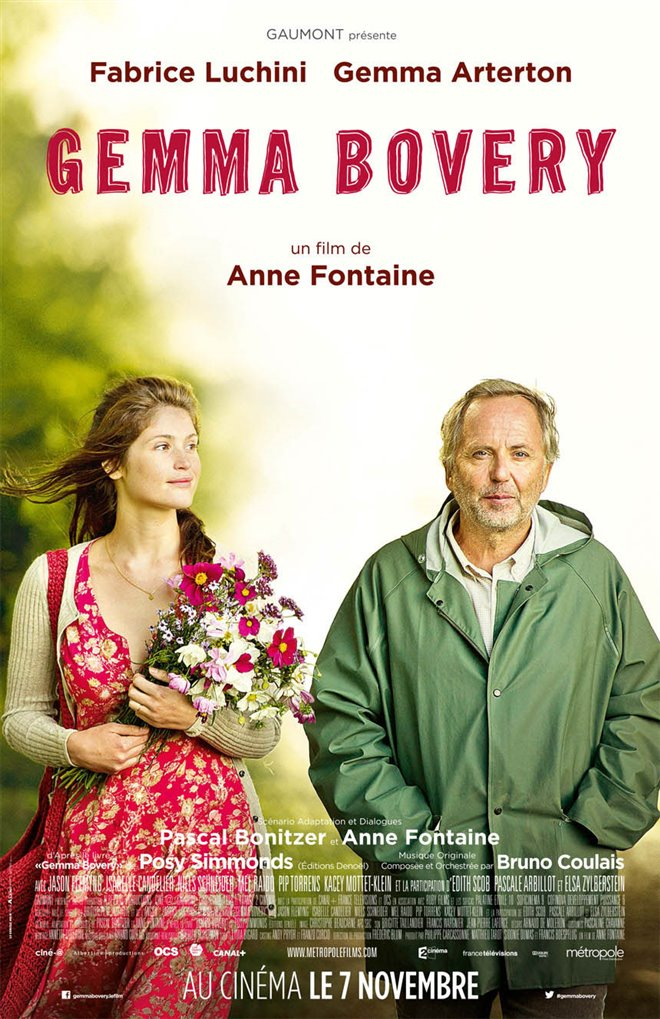 Gemma Bovery Large Poster