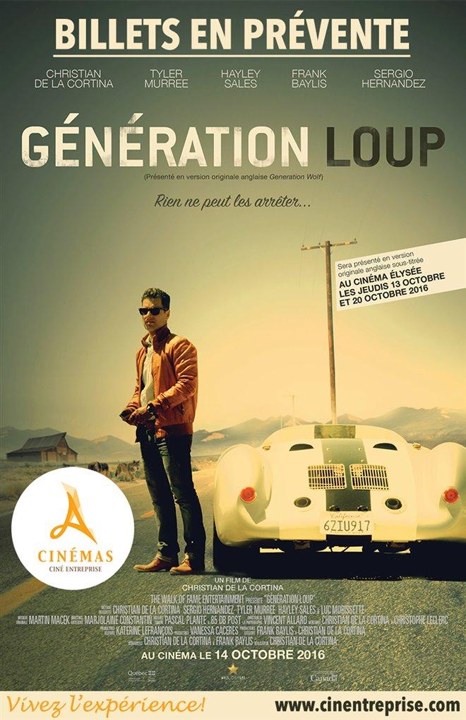 Génération loup (v.o.a.s.-t.f.) Large Poster