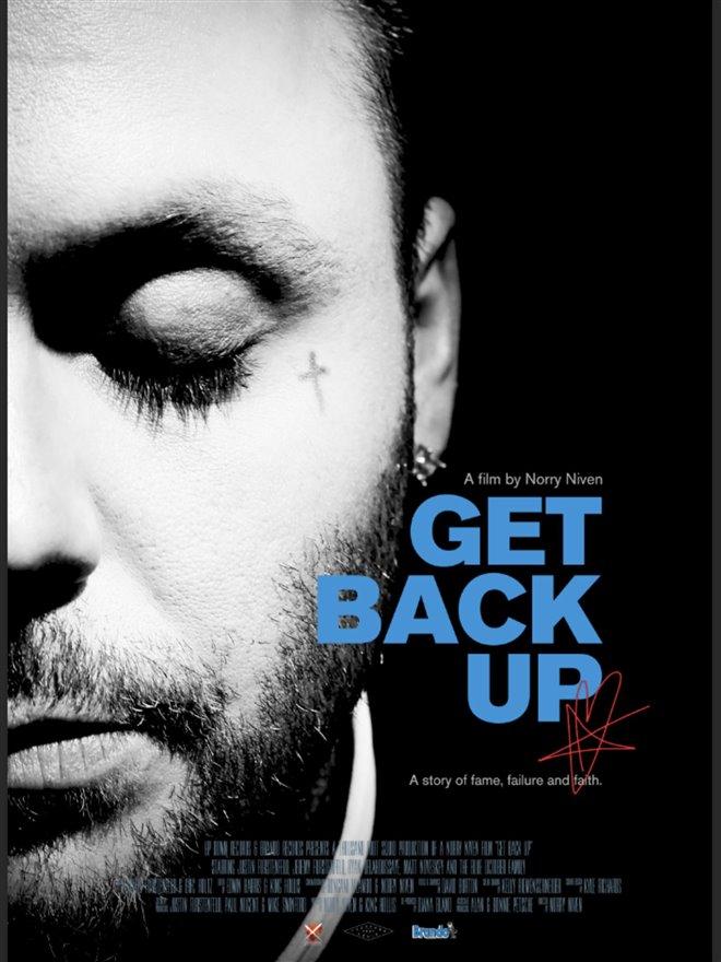 Get Back Up Large Poster
