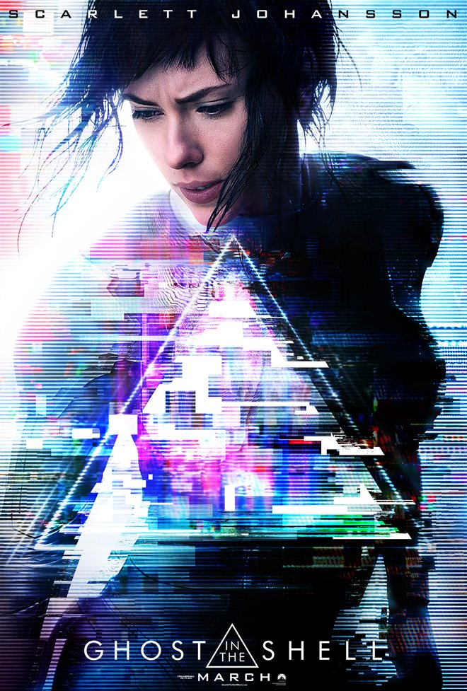 Ghost in the Shell Large Poster