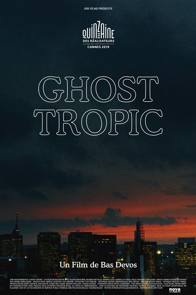 Ghost Tropic Large Poster