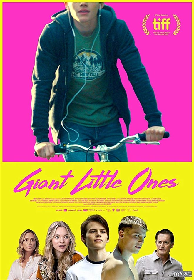 Giant Little Ones Large Poster
