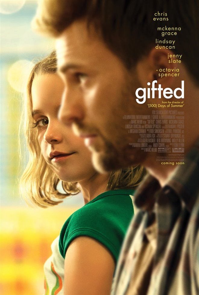 Gifted (v.o.a.) Large Poster