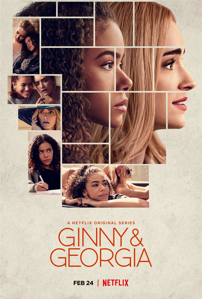 Ginny & Georgia (Netflix) Large Poster