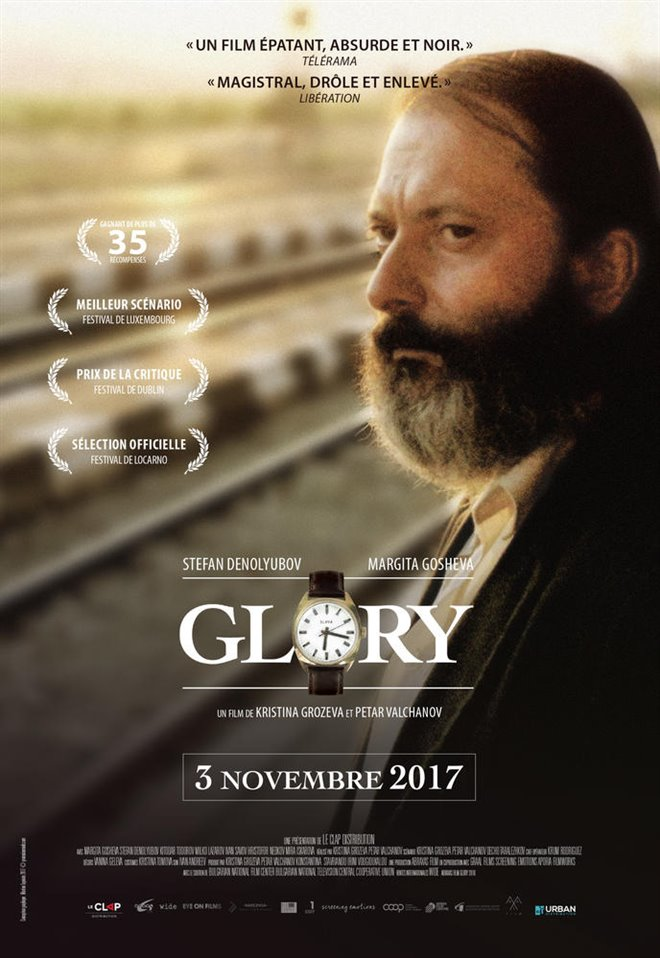 Glory Large Poster