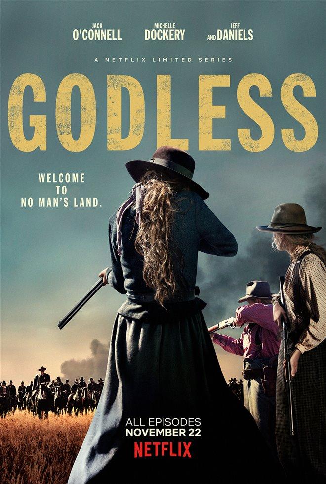 Godless (Netflix) Large Poster