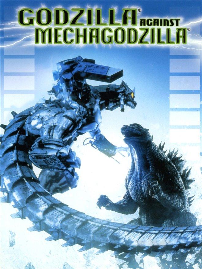 Godzilla Against MechaGodzilla (2002) Large Poster