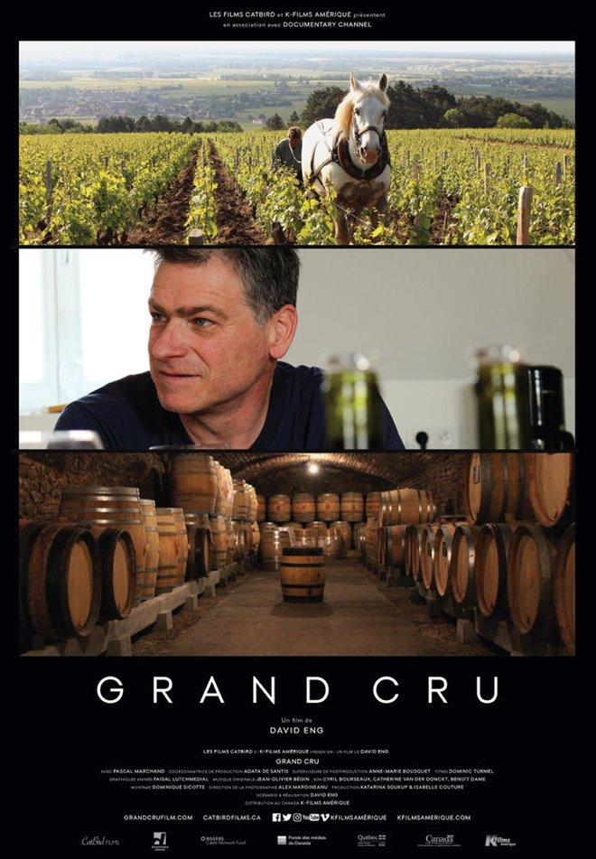 Grand Cru (v.o.a.-s.-t.f.) Large Poster