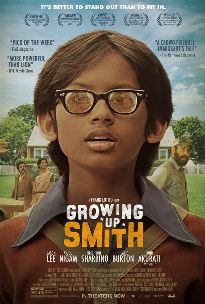 Growing Up Smith Large Poster