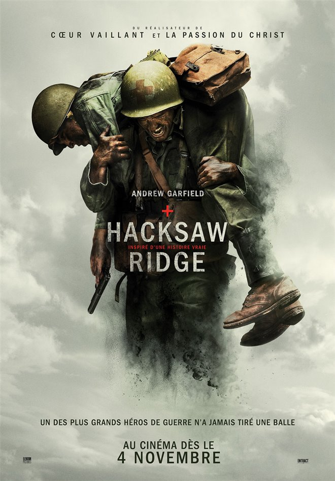 Hacksaw Ridge (v.f.) Large Poster
