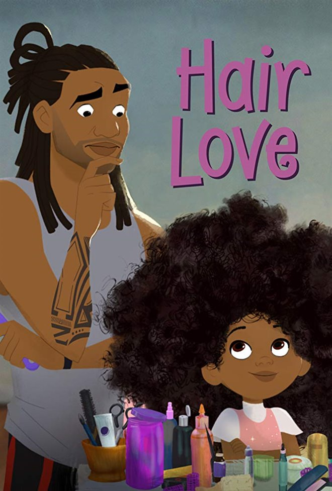 Hair Love Large Poster