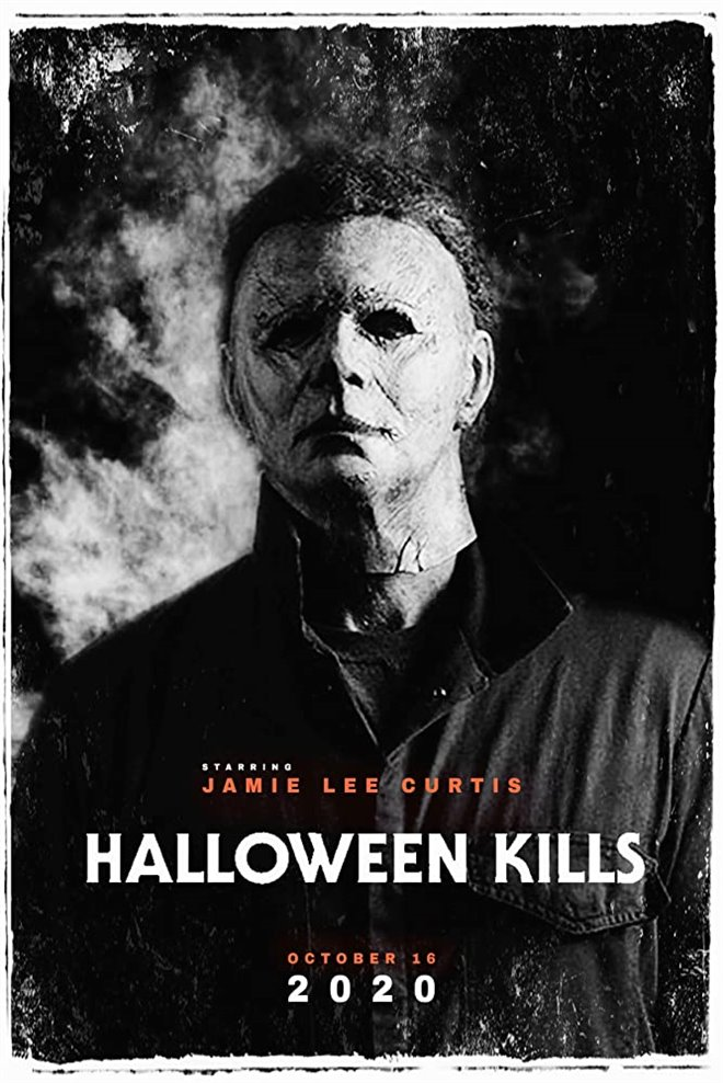 Halloween Kills Poster