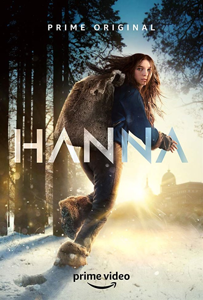 Hanna (Amazon Prime Video) Large Poster