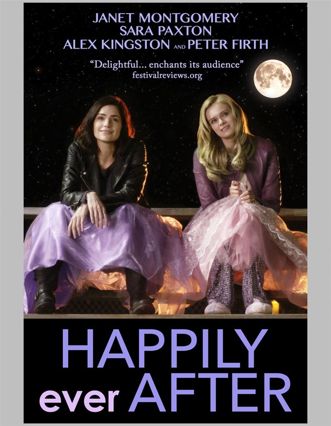 Happily Ever After Large Poster