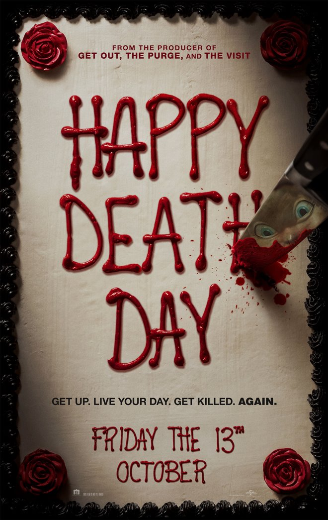 Happy Death Day Large Poster