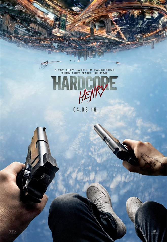 Hardcore Henry Large Poster