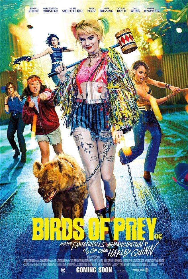 Harley Quinn: Birds of Prey Poster