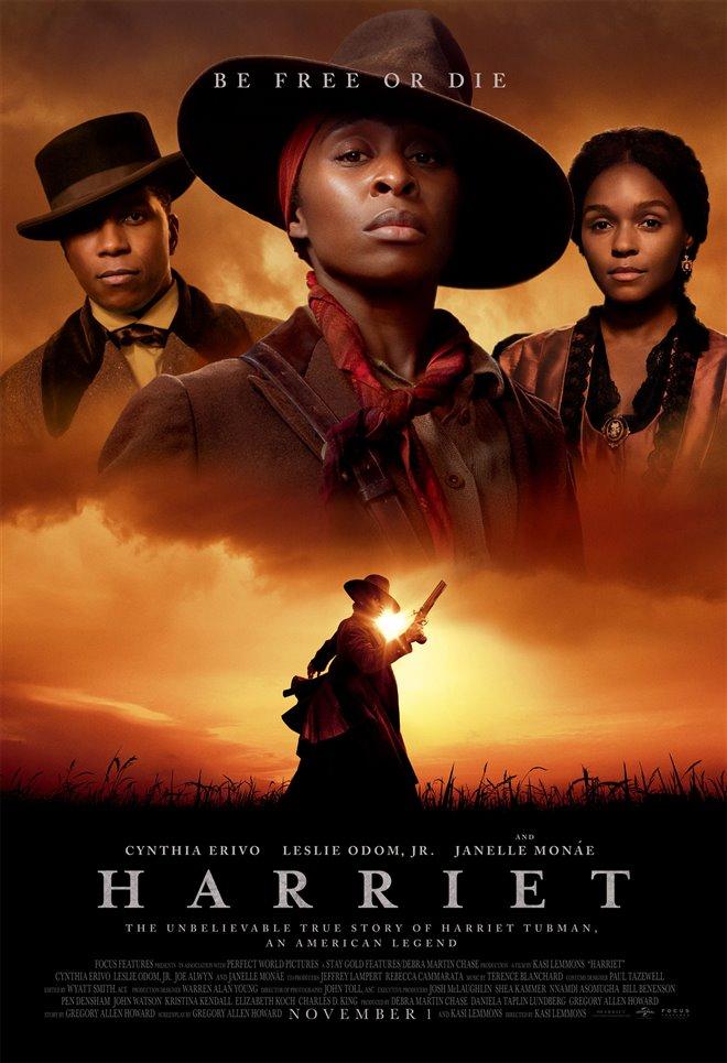 Harriet (v.o.a.) Large Poster