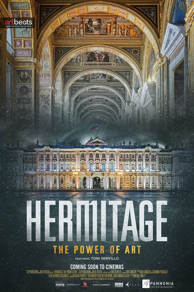 Hermitage: The Power of Art Large Poster