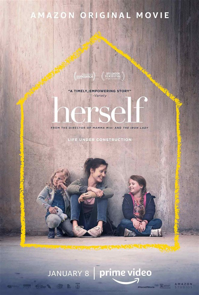 Herself (Amazon Prime Video) Large Poster