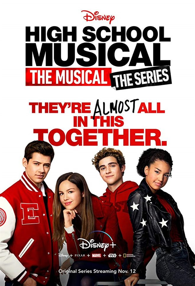 High School Musical: The Musical - The Series (Disney+) Large Poster