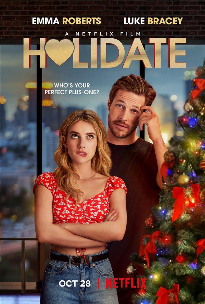 Holidate (Netflix) Large Poster
