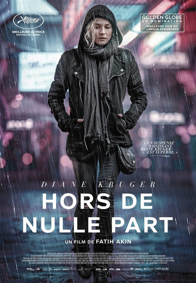Hors de nulle part (v.o.s.-t.f.) Large Poster