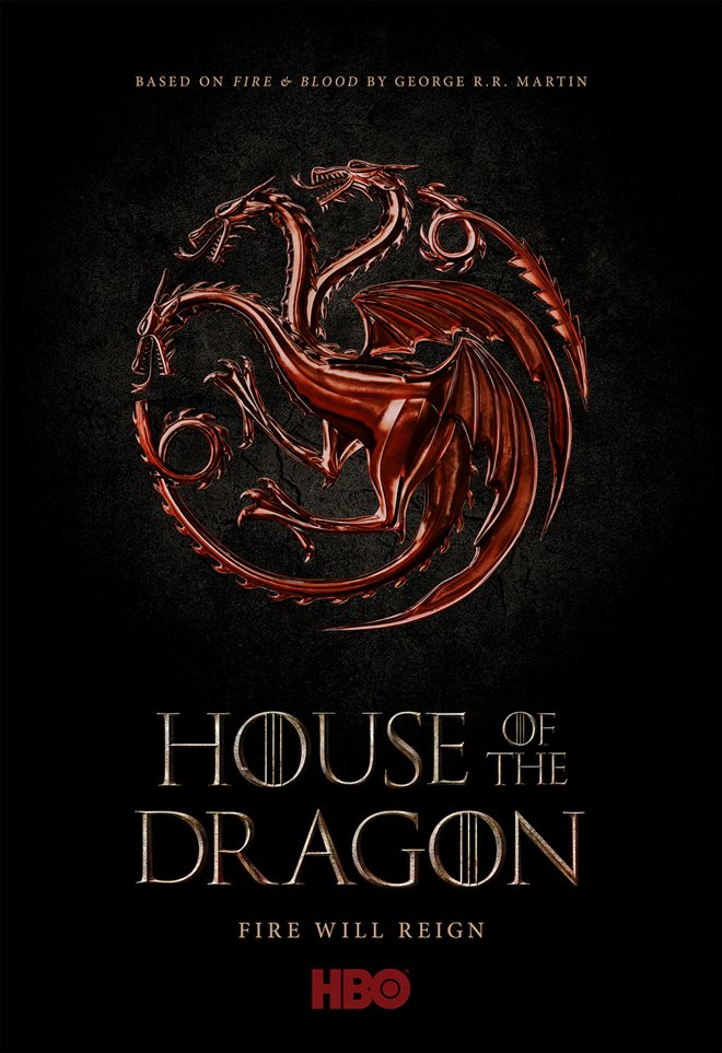 House of the Dragon Large Poster