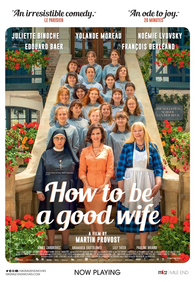 How to be a Good Wife Large Poster