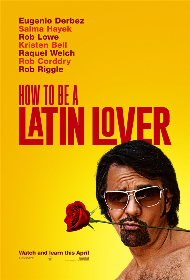 How to Be a Latin Lover Large Poster