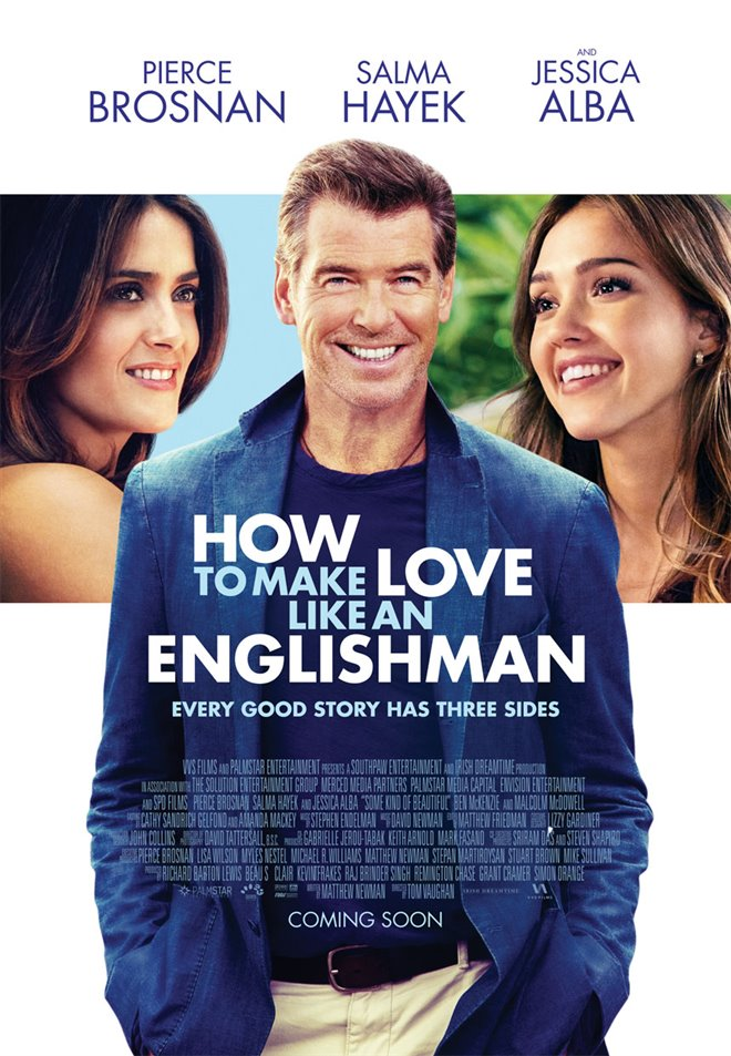 How to Make Love Like an Englishman Large Poster